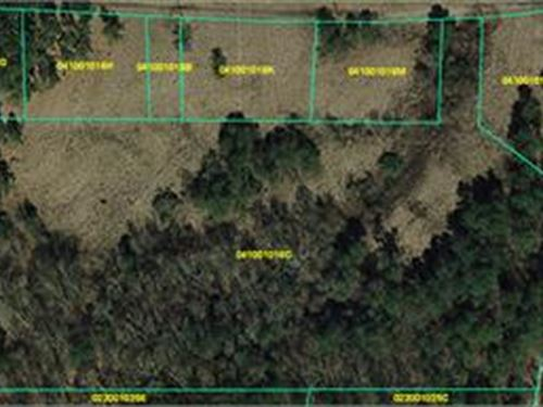 Large Lot With Commercial Potential : Conyers : Rockdale County : Georgia