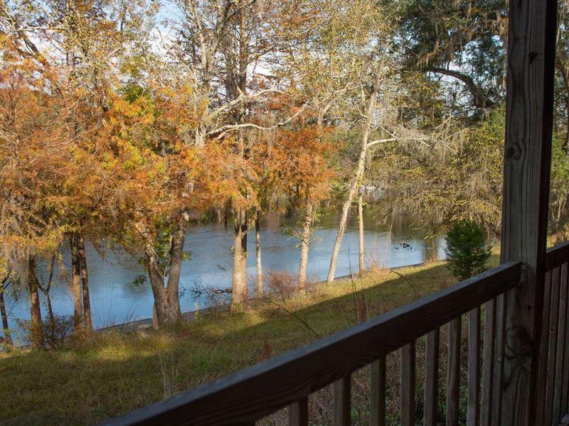 Campground Suwannee River Florida : Branford : Suwannee County : Florida
