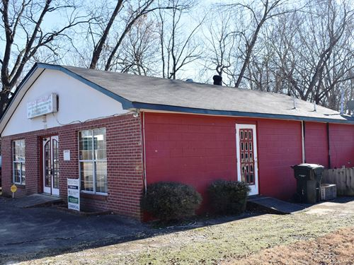 Commercial Office / Restaurant : Rutherford : Gibson County : Tennessee