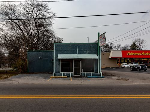 Commercial Property Located MT : Mount Pleasant : Maury County : Tennessee