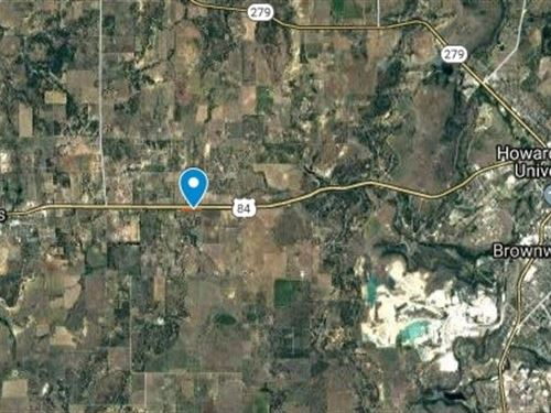 Commercial Lease, Owner Will Build : Brownwood : Brown County : Texas