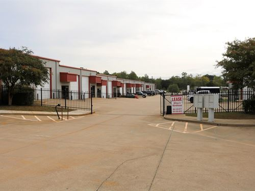 Office Warehouse Space Lease Hwy : Flint : Smith County : Texas