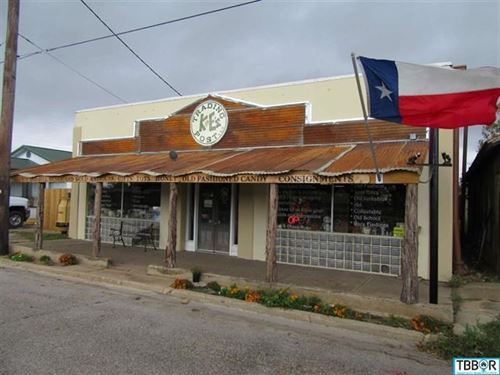 Commercial Real Estate, High : Moody : Bell County : Texas