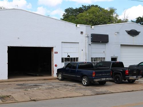 Downtown Tyler Property For Lease : Tyler : Smith County : Texas