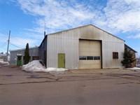 Comm Baraga Machine Shop, 1119011 : Baraga : Michigan