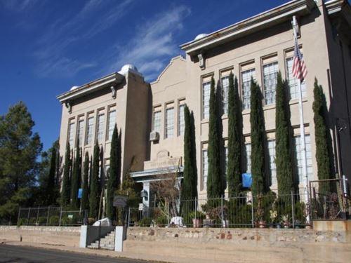 Bed & Breakfast Arizona Historic : Globe : Gila County : Arizona