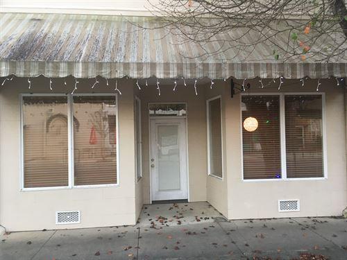 Storefront/Office Monticello, FL : Monticello : Jefferson County : Florida