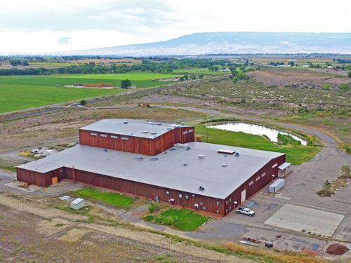 River Road Warehouse : Montrose : Colorado