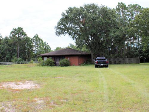 Land in Milton, Florida : Milton : Santa Rosa County : Florida