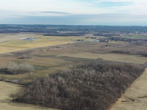 Land Auction In Logan County, Ohio : Bellefontaine : Logan County : Ohio