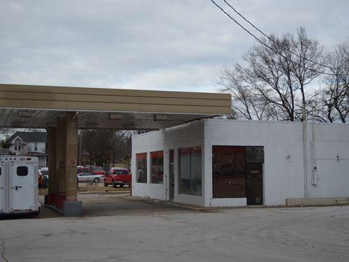 Commercial Property, Gravette : Gravette : Benton County : Arkansas