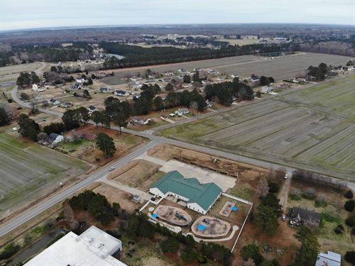 Prime Commercial Investment : Elizabeth City : Pasquotank County : North Carolina