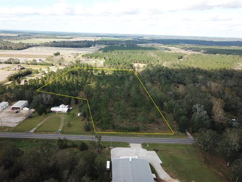 14 Acres Highway 52, Hartford : Hartford : Geneva County : Alabama