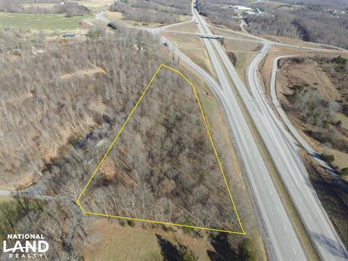 3 Acre Wooded Building Lot on : Edmonton : Metcalfe County : Kentucky