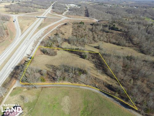 5 Acre Undeveloped And Unrestricted : Edmonton : Metcalfe County : Kentucky