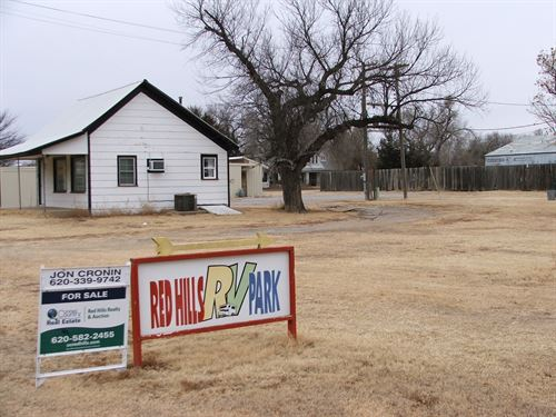 Campground, RV Park Ashland, Clark : Ashland : Clark County : Kansas