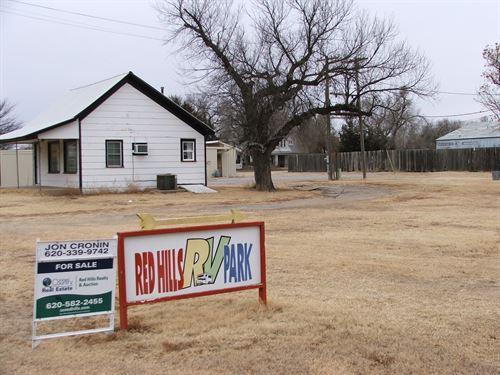 Campground, RV Park Ashland, Clark : Ashland : Clark County : Kansas