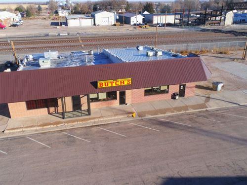 Butch's Steakhouse : Hershey : Lincoln County : Nebraska