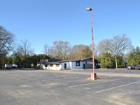 Former Restaurant Property SC : Cheraw : Chesterfield County : South Carolina