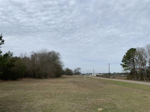 74.6 Commercial Acres In Jones Coun : Laurel : Jones County : Mississippi
