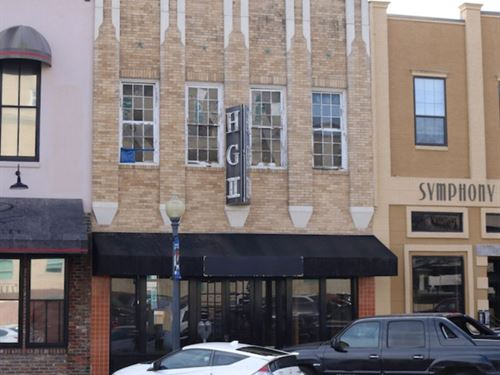Historic District Downtown Tyler : Tyler : Smith County : Texas