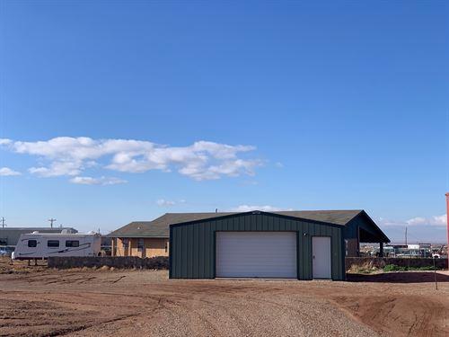 Dual Zoned Property US Hwy 82 : Alamogordo : Otero County : New Mexico