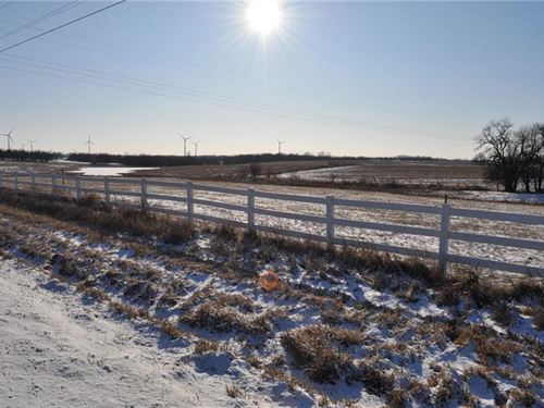 4 Ac, Building Potential, Just : King City : Dekalb County : Missouri