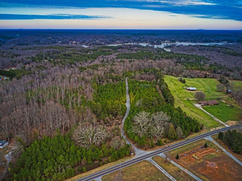 Auction, Catawba Development Land : Catawba : Catawba County : North Carolina