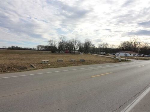 Commercial Lot For Sale in Poplar : Poplar Bluff : Butler County : Missouri