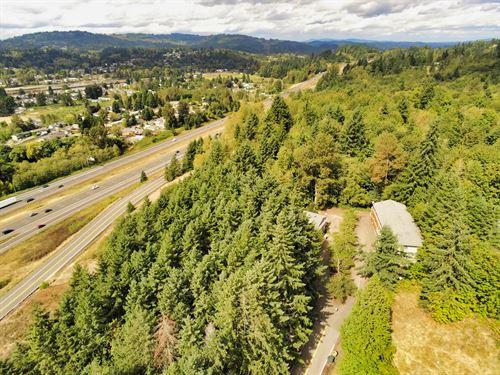 Kelso Multi-Family Zoned I-5 : Kelso : Cowlitz County : Washington