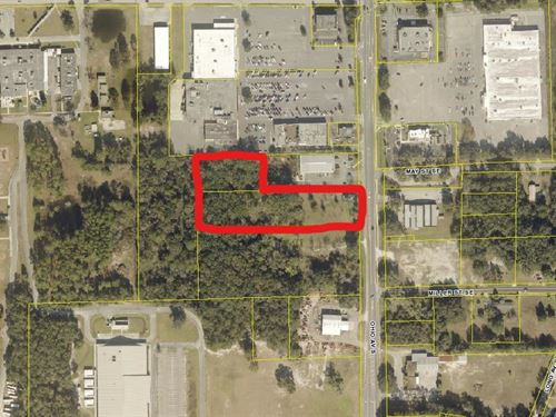 Commercial Intensive Property : Live Oak : Suwannee County : Florida