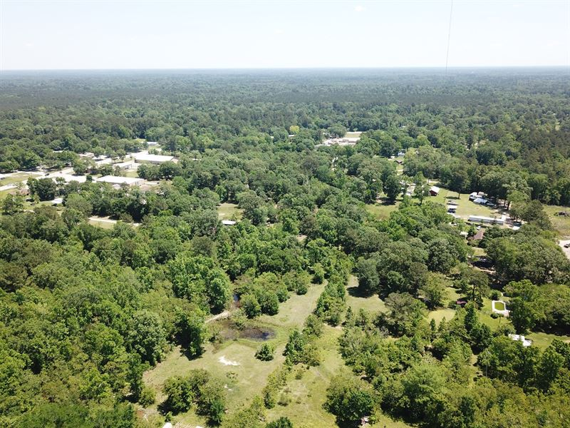 New Development Land Montgomery : Splendora : Montgomery County : Texas
