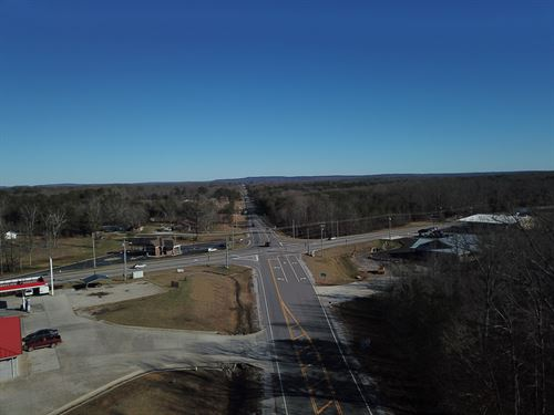Prime Commercial Land : Coalmont : Grundy County : Tennessee