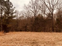 33 Acres In Yalobusha County In Oak : Oakland : Yalobusha County : Mississippi