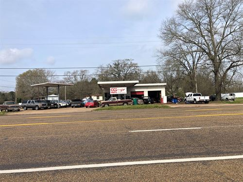 Commercial Property Hwy 59 Atlanta : Atlanta : Cass County : Texas