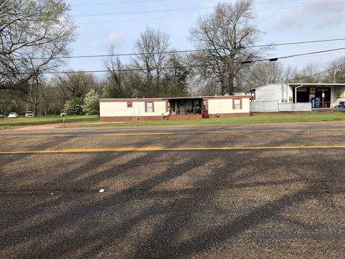 Commercial Property, Hwy 59 : Queen City : Cass County : Texas