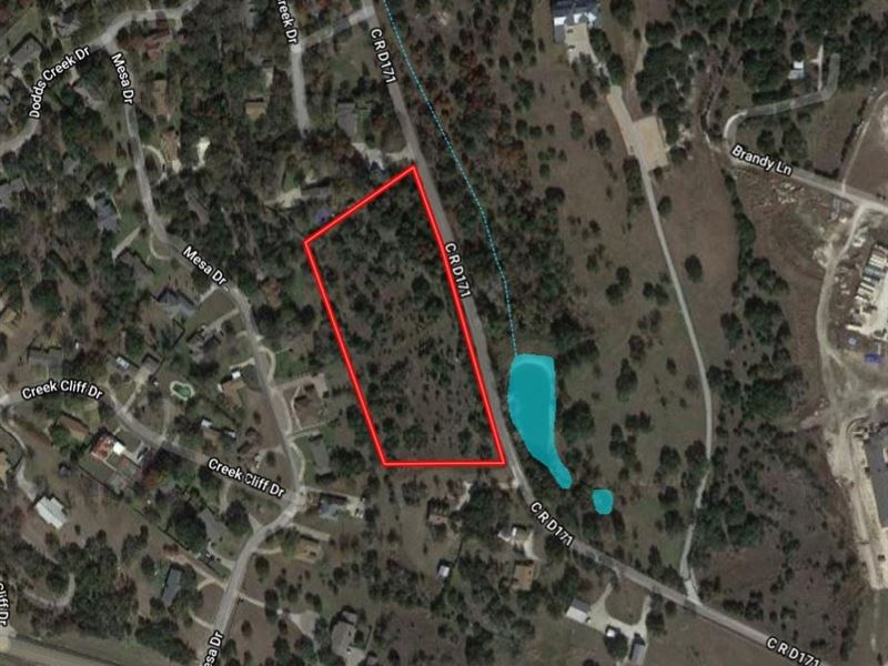 5 Acres Gatesville, Commercial : Gatesville : Coryell County : Texas