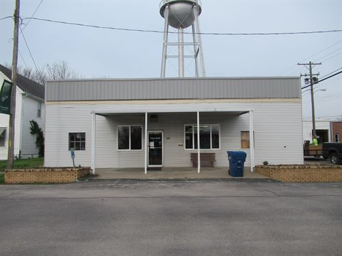 Commercial Building Greenfield, MO : Greenfield : Dade County : Missouri