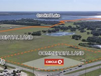 Winslows Point Mixed Use Lakefront : Lake Wales : Polk County : Florida