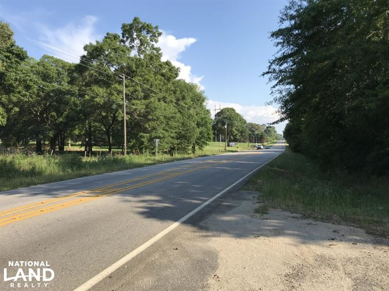 Celeste And Salco Road Development : Chunchula : Mobile County : Alabama