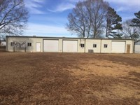 Metal Building & Mobile Home : McComb : Pike County : Mississippi