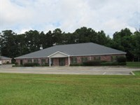 Office Building, Mall Dr : McComb : Pike County : Mississippi