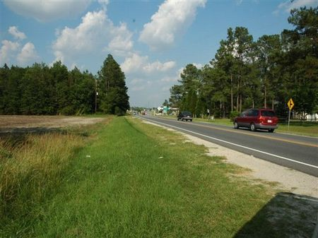 Commerical Site Near Fort Bragg : Raeford : Hoke County : North Carolina