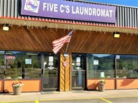 Five C's Laundromat : South Fork : Rio Grande County : Colorado