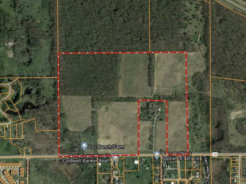 77 Acres / Land For Sale / Fre : Fremont : Steuben County : Indiana