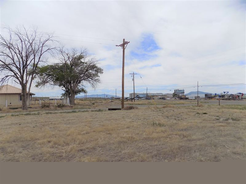 Commercial Lot Winnemucca, Nevada : Winnemucca : Humboldt County : Nevada