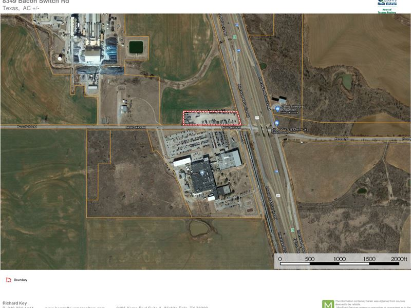 Commercial Land Wichita Falls Texas : Wichita Falls : Wichita County : Texas