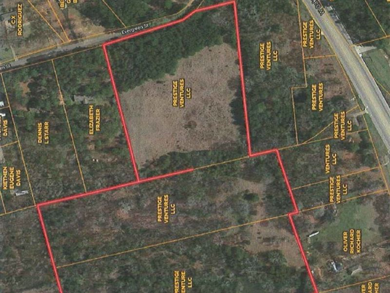 Land Commercial Residential : Palestine : Anderson County : Texas