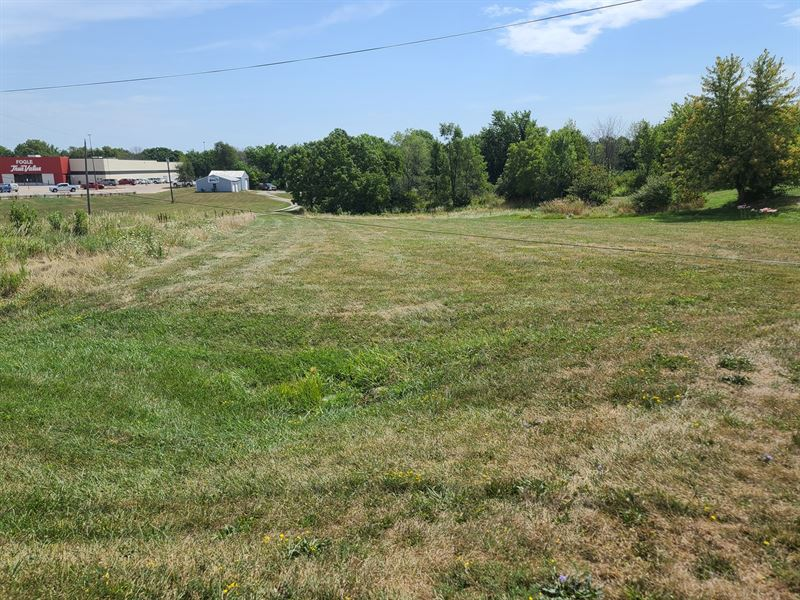 Bare Lot For Sale : Unionville : Appanoose County : Iowa
