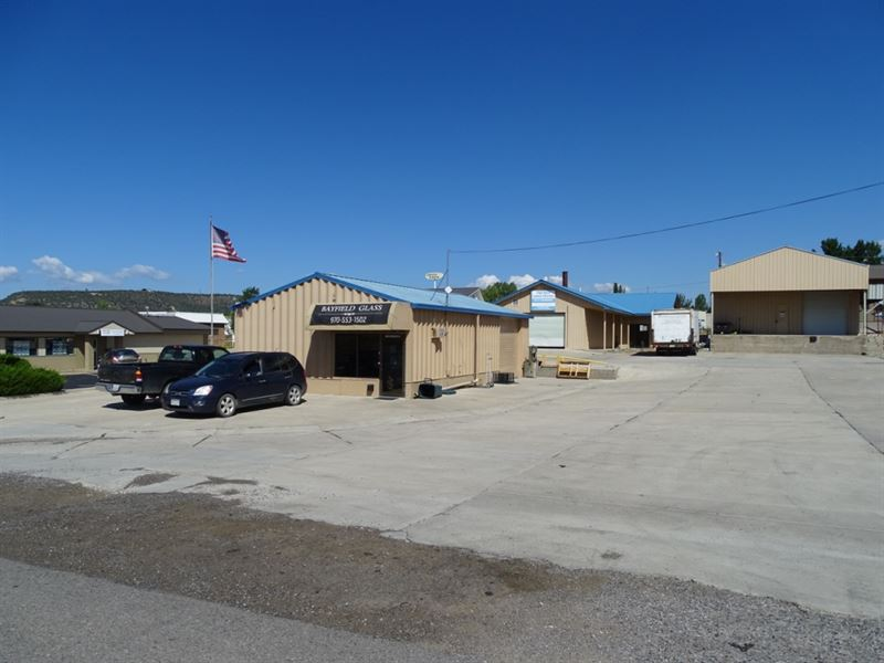 Bayfield Commercial Service : Bayfield : La Plata County : Colorado
